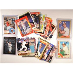 40 - Cal Ripken Jr Cards.  All Different - NM - Mint.