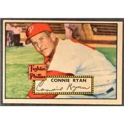1952 Topps #107  Connie Ryan  EM  Great Color