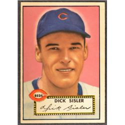 1952 Topps #113  Dick Sisler  NM  Great Color & Gloss