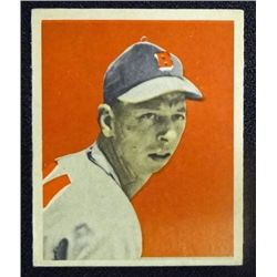 1949 BOWMAN #1  VERNON BICKFORD  ROOKIE  NM