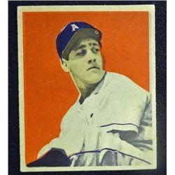 1949 BOWMAN #25  CARL SHEIB  ROOKIE  EX-MT+