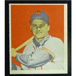 1949 BOWMAN #48  WILLARD MARSHALL  NM  OC