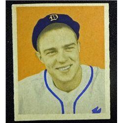 1949 BOWMAN #91  DICK WAKEFIELD  NM  ROOKIE
