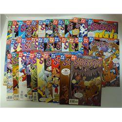 38-SCOOBY-DOO COMICS (DC) 2000 - 2003 Cover Value $80.00.