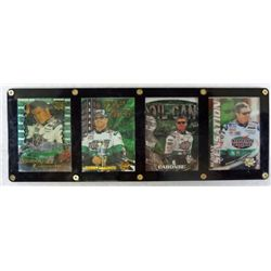 Bobby Labonte Nascar Racing Cards (4 different)