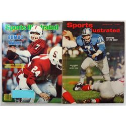 2 Great Sports Illustrated