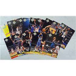 "14 Upper Deck Choice ""FLASH STARS"" Basketball Cards  All Different   MANY STARS"