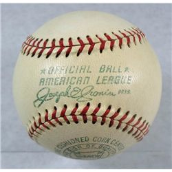 REACH OFFICIAL AMERICAN LEAGUE BASEBALL IN ORIGINAL BOX
