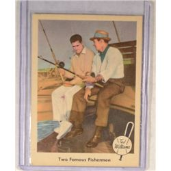1959 Fleer #67 Ted Williams
