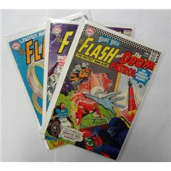 3-1960's DC Comics The FLASH