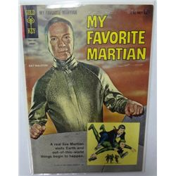 1964 Gold Key MY FAVORITE MARTIAN comic book