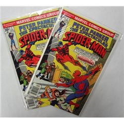 2-1976 Spectacular spider-Man Issue #1 Comic