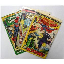 3-1972 the Amazing Spider-Man Comics