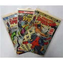 3-1973 the Amazing Spider-Man Comics