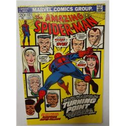 1973 June #121 the Amazing Spider-Man, Death of Gwen Stacy