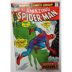 1973 #128 the Amazing Spider-Man Comic Book