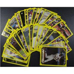 35 Classic Baseball Brand Cards.  Including Bonds, Schmidt, Mattingly, McGwire.