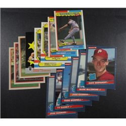 46 Baseball Cards from 1986-87.  Mostly all are specialty cards,