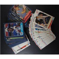 173 - 86/88 Fleer Baseball Cards   Rookies, HOF, & some duplicates.
