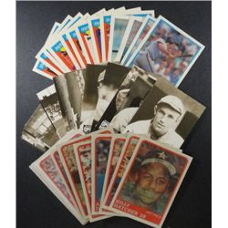 48 misc. 1988 Baseball Cards including Kmart, Baseball Immortals, Bazooka,