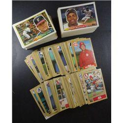 349 - 1987-88 Topps Baseball & Big Baseball Cards, few duplic., few Rookies& HOF