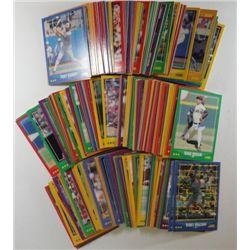 298  -  1988 Score Baseball Cards duplicates, Rookies, HOF.