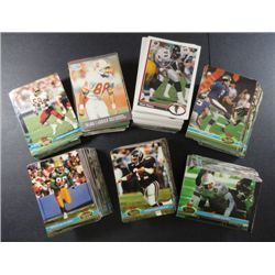 1991 Football Card Lot (555 Cards)  Includes Stars.