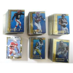 1996 Football Card Lot (364 cards)   Includes Stars, Nice NM-MT.