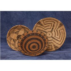 Collection of 3 Southwestern Baskets