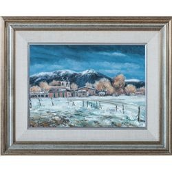 Hal Rice / Lot of 2 Paintings