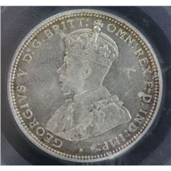 1927 Shilling PCGS MS64