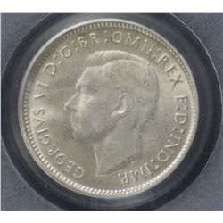 1948 Sixpence PCGS MS64