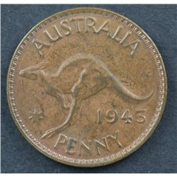 1943 M Penny Choice Uncirculated,