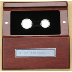 2011 2 Coin Proof Set