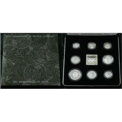 1991 Masterpieces in Silver