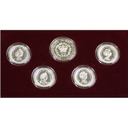 1992 Masterpieces in Silver