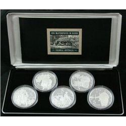 1995 Masterpieces in Silver
