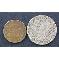 USA Type Coins