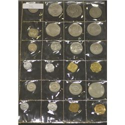 Ceylon mixed lot , all Uncirculated all Different
