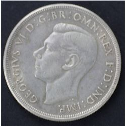 25 1937 Australian Crowns- Nice lot VF-EF