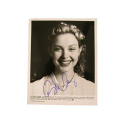 Ashley Judd Signed Photo