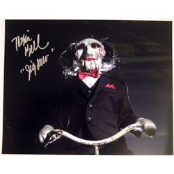 Saw Jigsaw (Tobin Bell) Autograph Photo