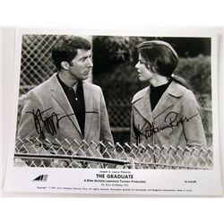 The Graduate Dustin Hoffman Katharine Ross Autograph & Photo