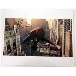 Spider-Man Tobey Maguire Photo & Autograph