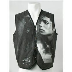 Michael Jackson Limited Edition Vest