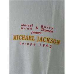 Michael Jackson Europe 92 Tour T-Shirt