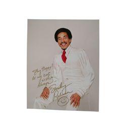 Smokey Robinson Signed Photo