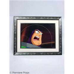 Buzz Lightyear Cel Painting