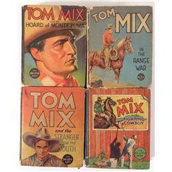 Tom Mix Big Little Books
