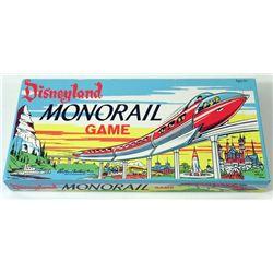 1960's Disneyland Monorail Game
